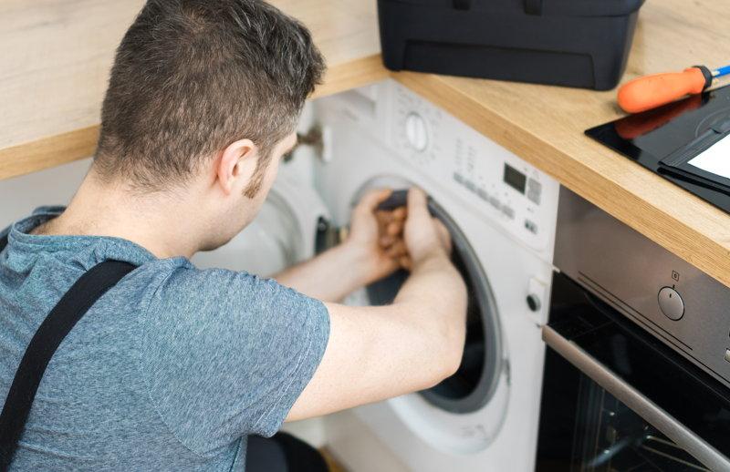 Reparatie wasmachine Arnhem. Hoe werkt het?